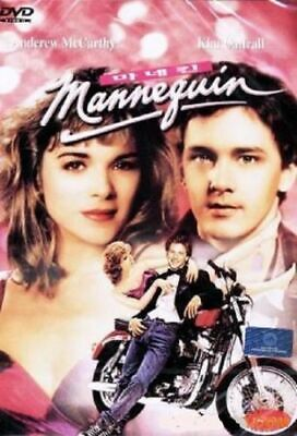 [DVD] Mannequin (1987) Andrew McCarthy, Kim Cattrall *NEW