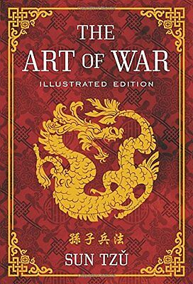 The Art of War: Illustrated Edition by Sun Tzu Hardcover