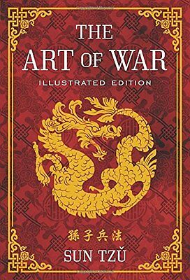 Купить Fall River - The Art of War: Illustrated Edition by Sun Tzu Hardcover