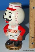Mr Red Bobblehead