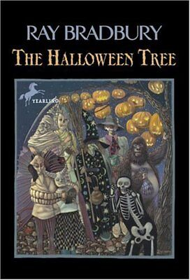 The Halloween Tree-Ray Bradbury, Joseph A Mugnaini