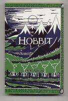 The Hobbit with colour illustrations by Tolkien