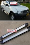 Mitsubishi Triton Side Steps