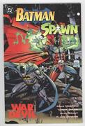 Spawn Batman Comic