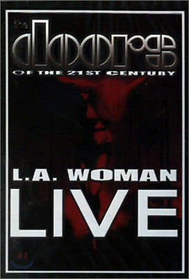 The Doors of the 21st century L.A. woman Live - DVD