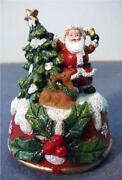 Spieluhr Weihnachtsmann