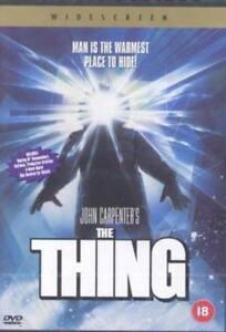 The Thing DVD (1999) Kurt Russell