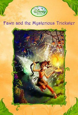 Fawn and the Mysterious Trickster (Disney Fairies) (A Stepping Stone Book(TM)) b](A And A Stepping Stone)