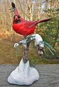 Danbury Mint Cardinal