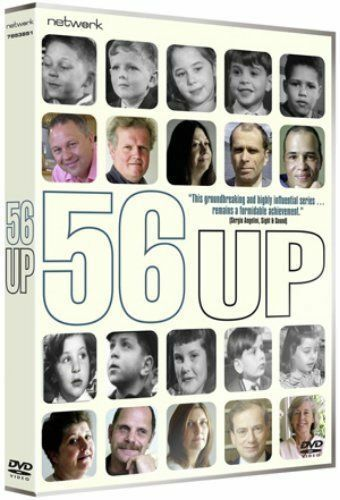 56 UP series. New sealed DVD.