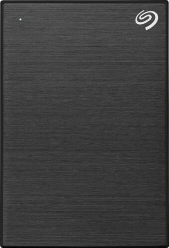 Seagate One Touch HDD 2TB External Hard Drive Black