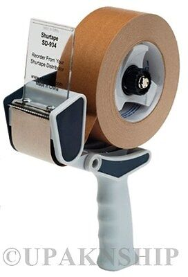 Handheld Sealing Tape Dispenser (2 inch Packaging Carton Sealing Tape Dispenser Handheld Container Box)