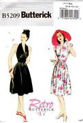 Butterick Retro Pattern