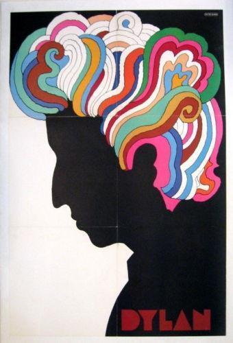 Bob Dylan Milton Glaser Poster Ebay