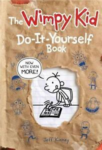 The diary of a wimpy kid do it yourself book jeff kinney new image is loading the diary of a wimpy kid do it solutioingenieria Gallery