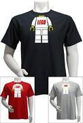 Kids Lego T Shirt