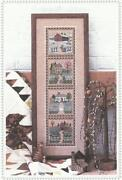 Counted Cross Stitch Sampler Patterns