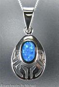 Greek Pendant