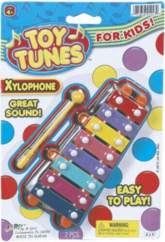 JA-RU - Toy Tunes Xylophone - 2 Pieces
