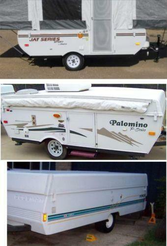 Fleetwood rv decals ebay