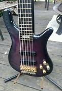 Warwick 6 String Bass