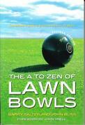 Lawn Bowls Books
