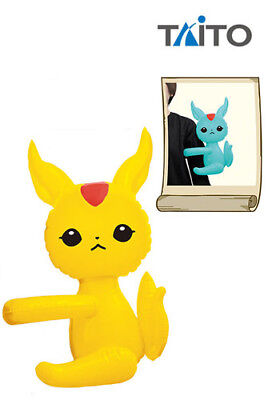 Final Fantasy 14'' Carbuncle Yellow Ver.  Blow Up Doll Anime Manga NEW