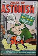 Tales to Astonish 38