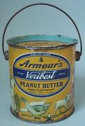 Peanut Butter Tin