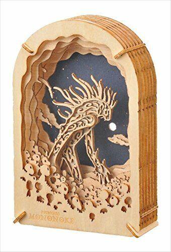 Ensky (ENSKY)  Princess Mononoke Didarabotchi paper Theater