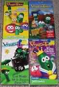 Veggie Tales Videos VHS