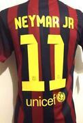 Barcelona Mens Football Shirt