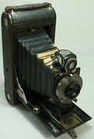 Antique Kodak No. 2C Jr. Folding Camera