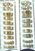 Toe Rings Lot