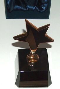 Choice of 6 New and Different Crystal Award Trophies London Ontario image 6