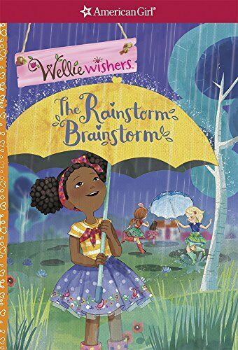The Rainstorm Brainstorm  American Girl  Welliewishers
