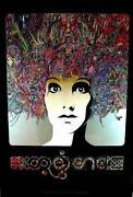 Vintage Psychedelic Poster