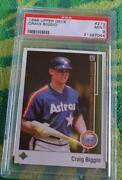 1989 Upper Deck Craig Biggio
