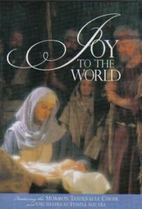 Joy To The World-Mormon Tabernacle Choir DVD-NEW/Sealed +