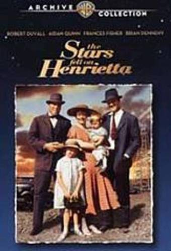 THE STARS FELL ON HENRIETTA NEW REGION 1 DVD