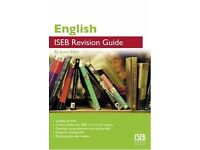 ISEB English Revision Guide Key Stage 3 11+ and 13+