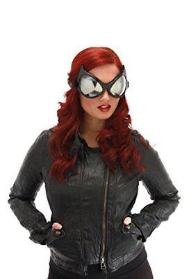 elope Cat Eye Goggles, Black, One - Caterpillar Costumes