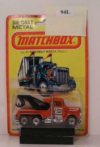 New Dump Trucks >> Matchbox Peterbilt Truck | eBay