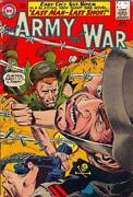 Sgt Rock Comic Books