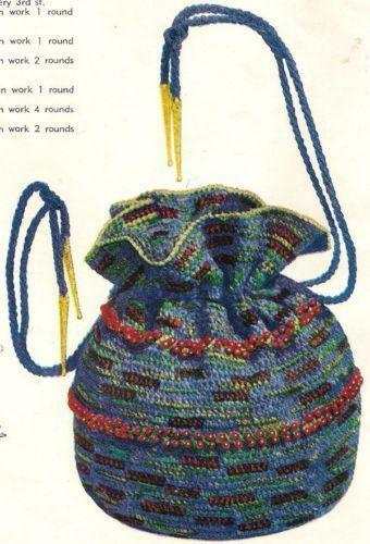 Drawstring purse pattern ebay for Drawstring jewelry bag pattern