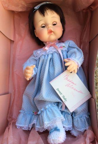 Madame Alexander Baby Doll New Ebay