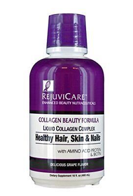 Windmill Health Rejuvicare Liquid Collagen Beauty Formula 16Oz Each