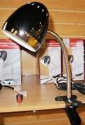 Gooseneck Clamp Lamp