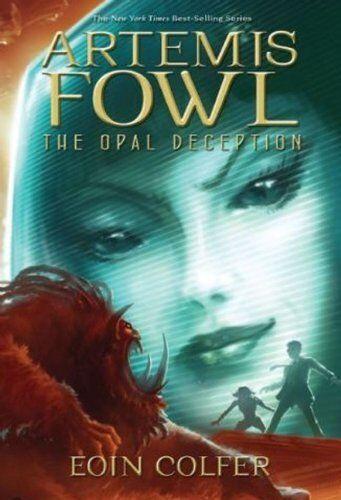 The Opal Deception (Turtleback School & Library Binding Edition) (Artemis Fowl)