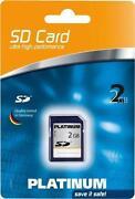 SD Speicherkarte 2GB